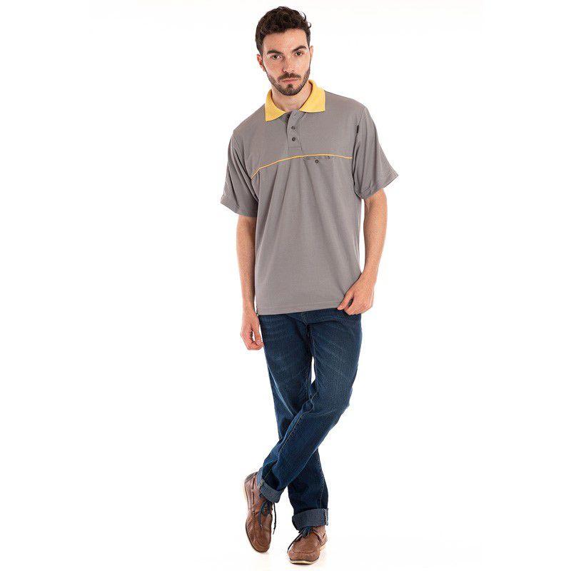 Camisa Polo Manga Curta 95703