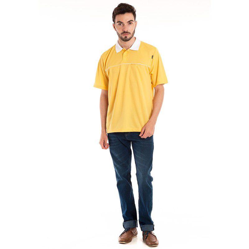 Camisa Polo Manga Curta 95704