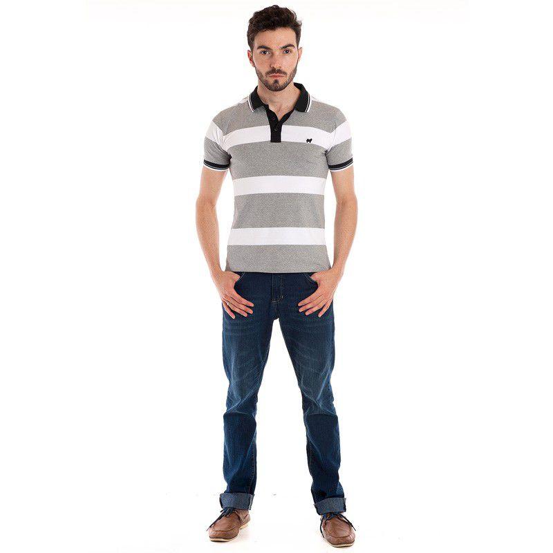 Camisa Polo Manga Curta Listrada 118342