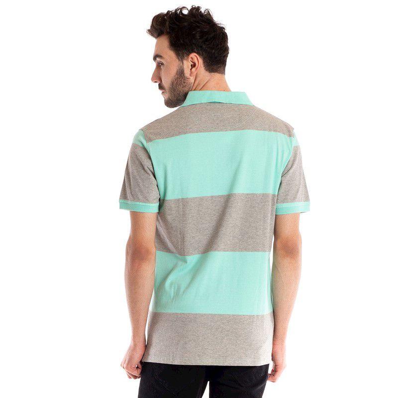 Camisa Polo Masculina Manga Curta 116522