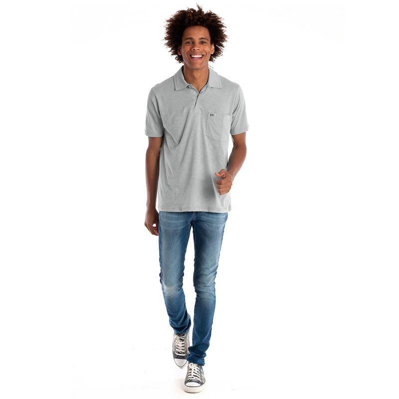 Camisa Polo Masculina Manga Curta 301092