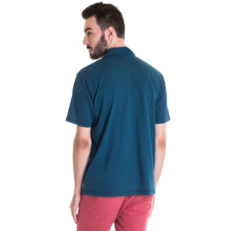 Camisa Polo Masculina Manga Curta 30111