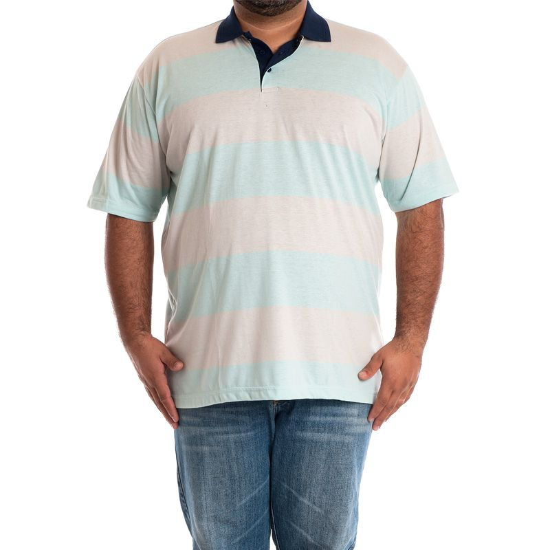 CAMISA POLO PLUS SIZE 118508