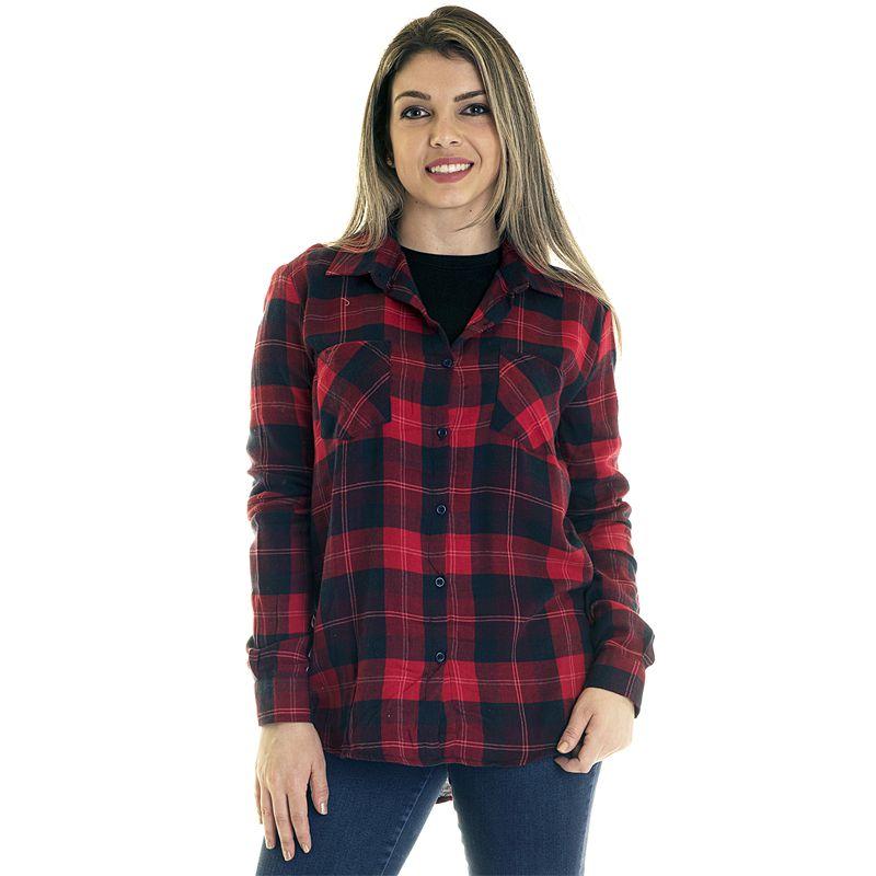 Camisa Xadrez Flanela 33403