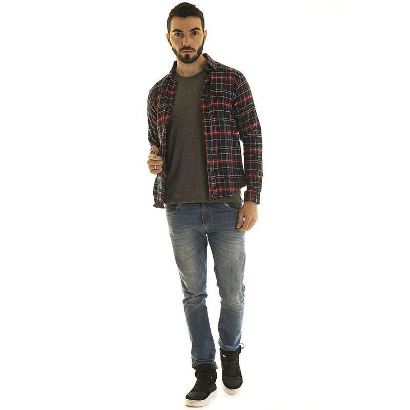 Camisa Xadrez Flanela 33502