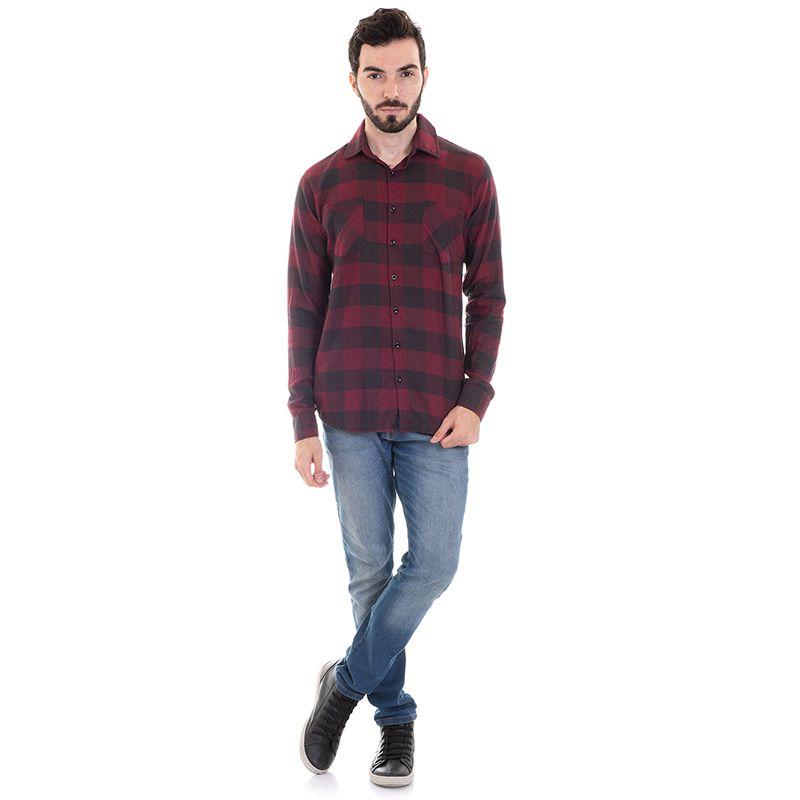 Camisa Xadrez Flanela 33511