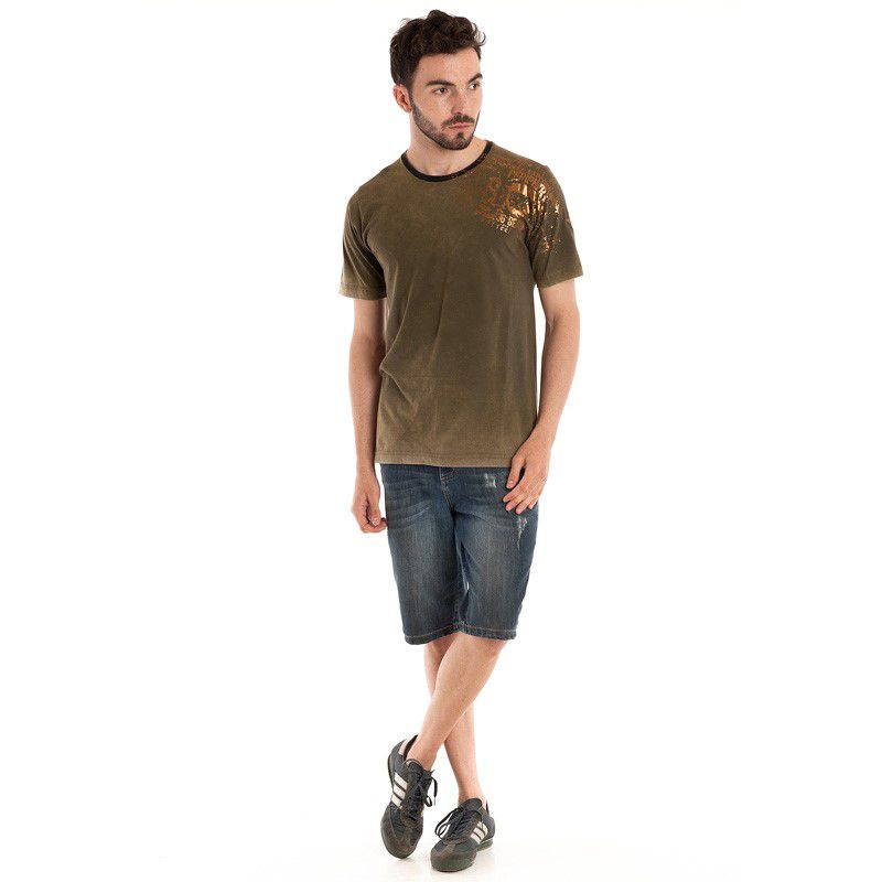 Camiseta Básica Manga Curta 98407