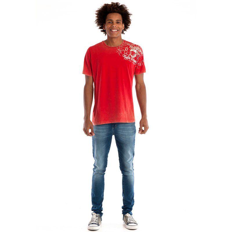Camiseta Básica Manga Curta 98411