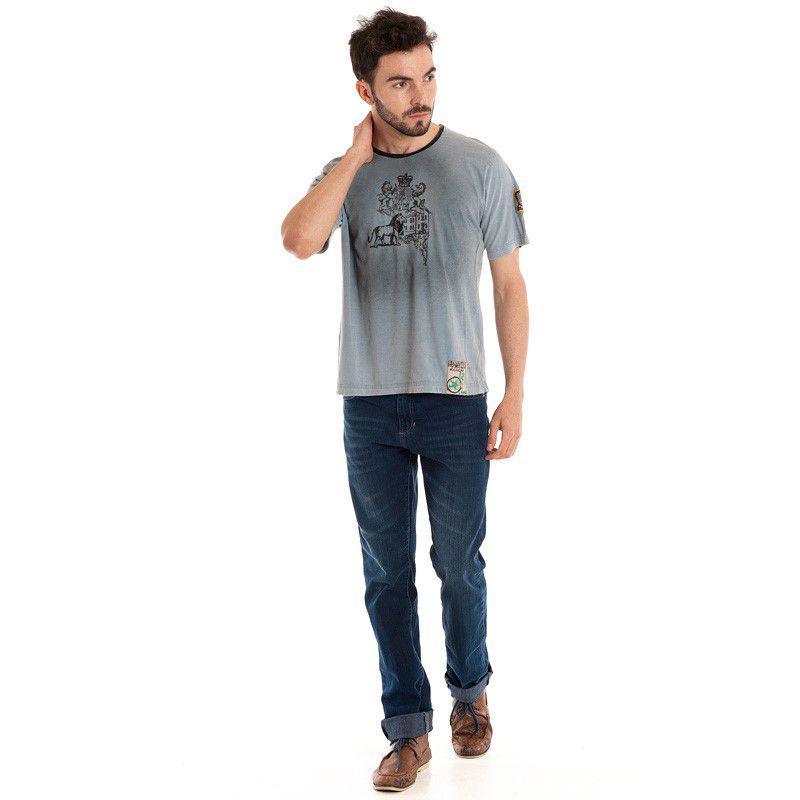 Camiseta Básica Manga Curta 98413