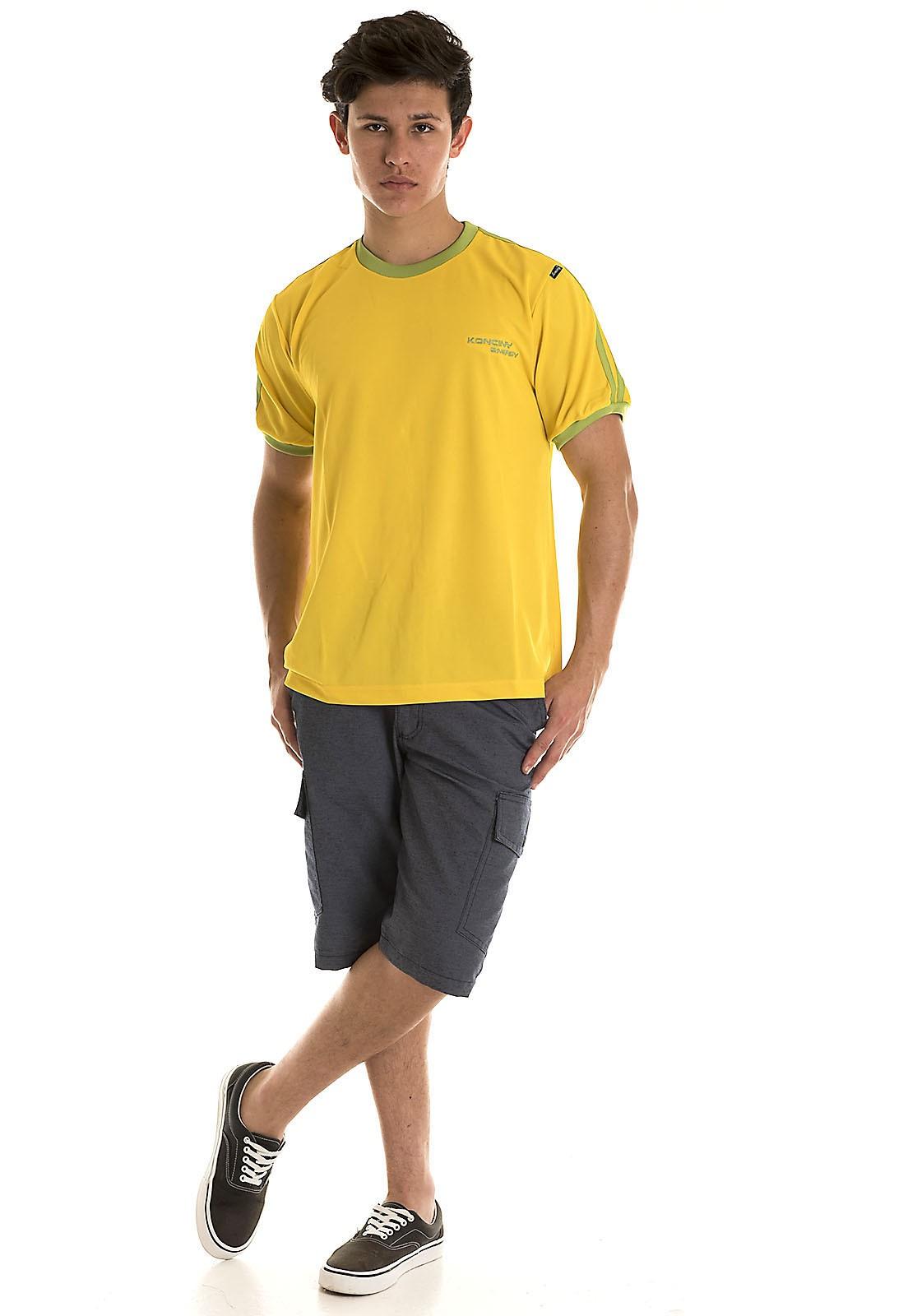 Camiseta Manga Curta 96402