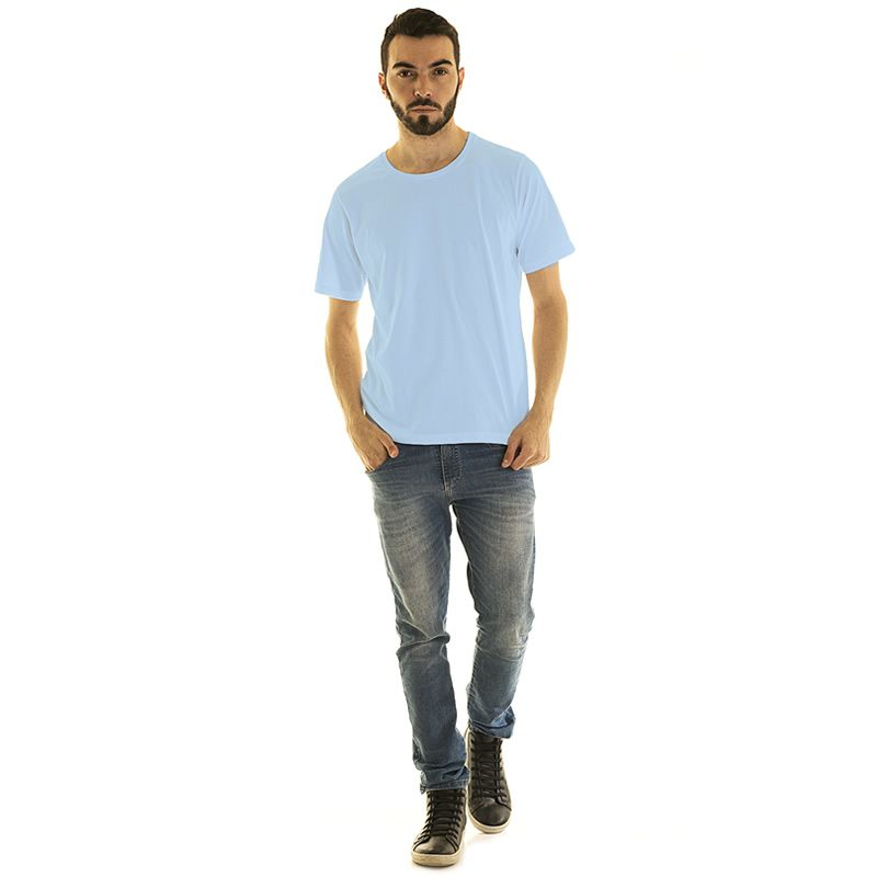 Camiseta Manga Curta Básica 30504