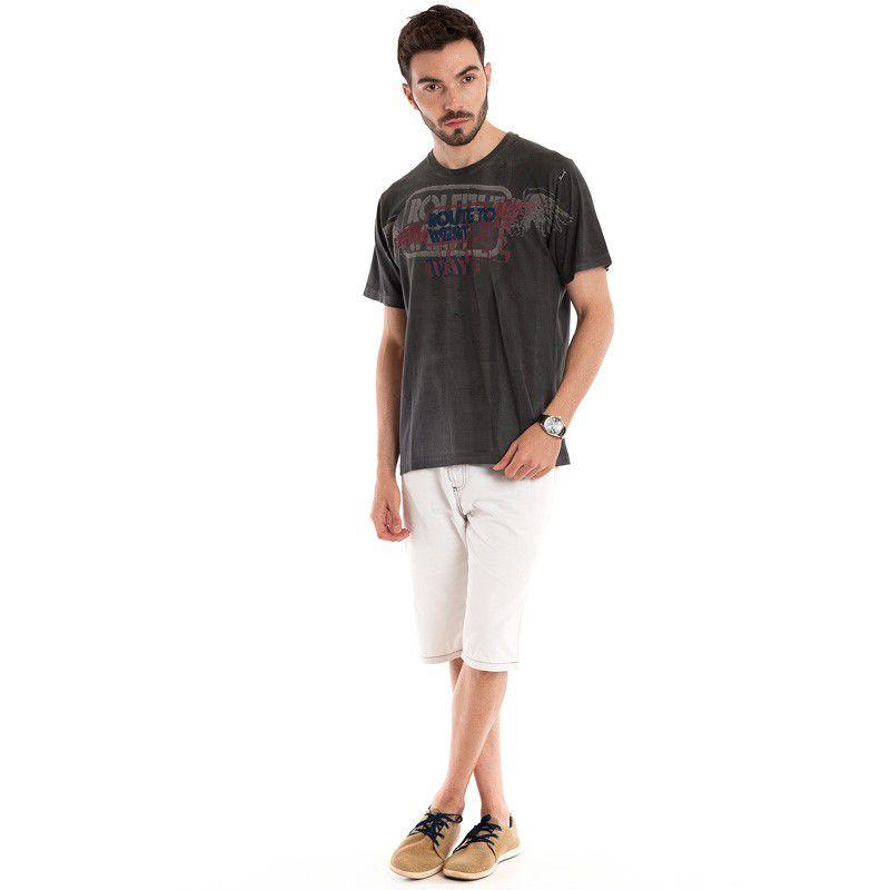 Camiseta Masculina Básica Manga Curta 984311