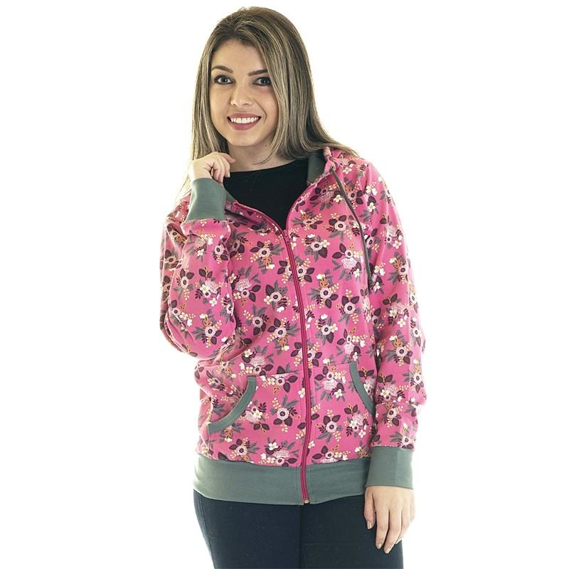 Jaqueta de Moletom Estampada 8501416