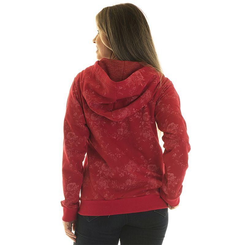 Jaqueta de Moletom Estampada 85020