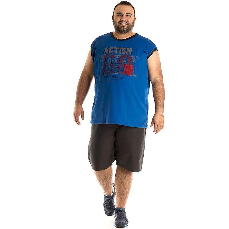Regata Machão Plus Size 41414