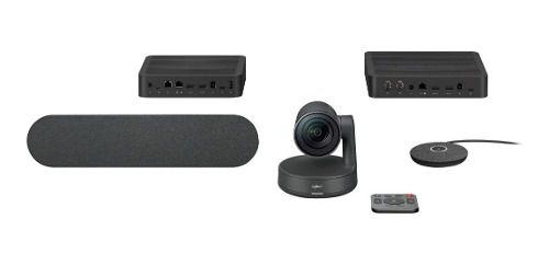 L o g i t e c h - Rally Uhd 4k Conference Camera System