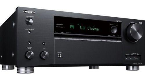 Onkyo TX-RZ740 Receiver 9.2ch 185W THX 4K/60p UHD HDR BT AirPlay2 Zona 2/3 - 110v
