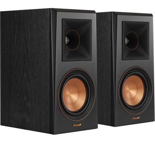 Klipsch Rp-500m Caixa Acústica Ebony- Par