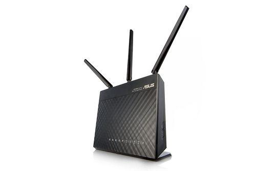 Roteador Asus Rt-ac68u Wireless Homologado Anatel