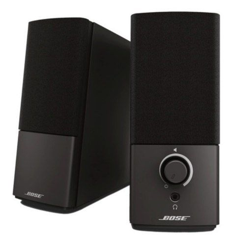 Bose Companion 2 Serie Iii Multimidia 2.0 Caixa Para Pc