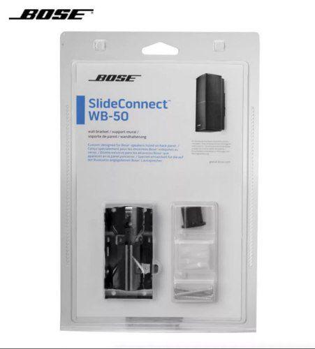 Suporte Parede Bose Slideconnect Wb-50 Acoustimass (preto)