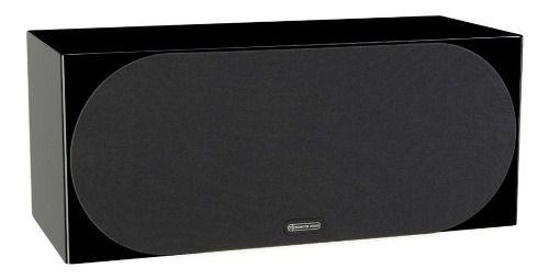 Caixa Acústica Central Monitor Audio Silver C350 Black Gloss