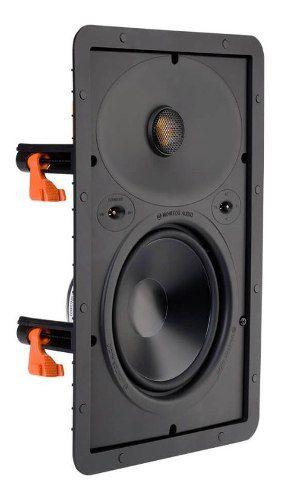 Monitor Audio W265 Caixa Embutir 6,5 Parede 100w Unidade