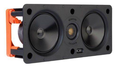 Monitor Audio W250-lcr Caixa Central Embutir Parede 100w