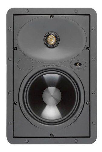 Monitor Audio W180 Caixa Embutir Parede 120w Unidade