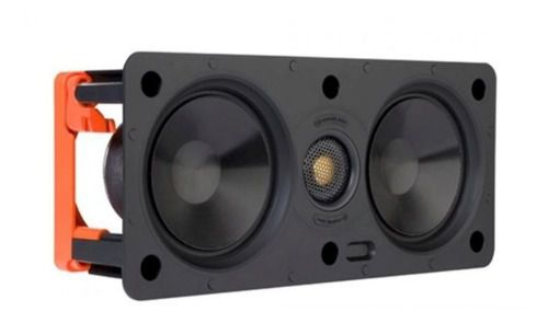 Monitor Audio W150-lcr 100w Caixa Central Embutir Parede