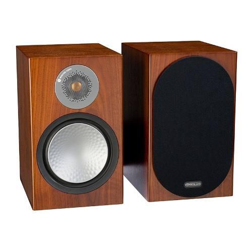 Caixa Acústica Monitor Audio Silver 100