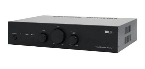 Kef Kasa500 Classe-d Dual 250wpc Dsp Amplificador