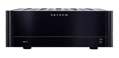 Amplificador Anthem Mca 325 Premium 3 Canais 225w - Preto
