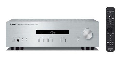 Amplificador Yamaha A-s201 2x100 Watts ( PRATA )