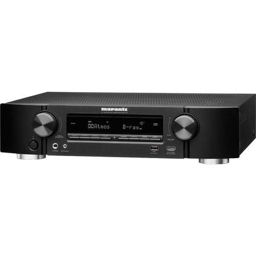 Marantz NR1710 Receiver 7.2 canais 4K Bluetooth Wi-fi Dolby Vision HLG