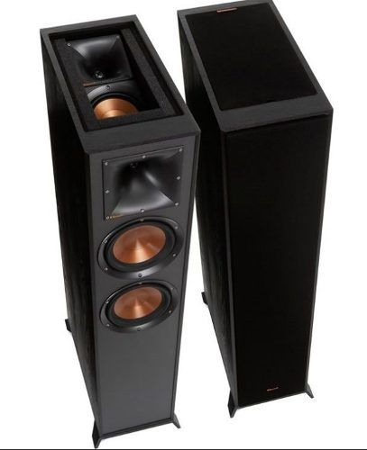 Klipsch Reference R-625fa Caixa Torre - Par Dolby Atmos