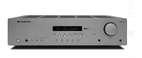 Cambridge Audio Axr85 Receiver Estéreo Fm / Am Rds - Phono