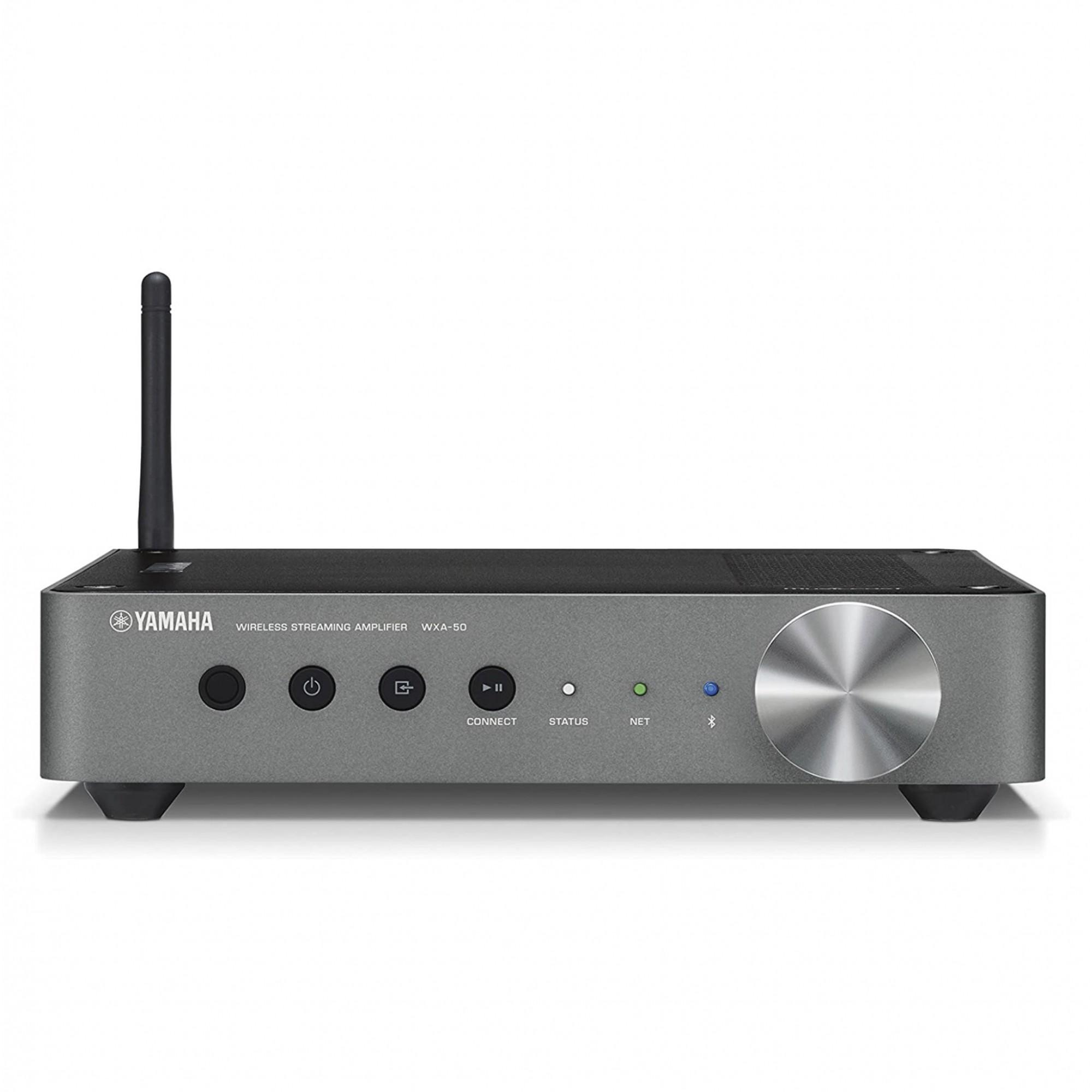Amplificador Yamaha Wxa-50 Wi-fi Airplay Bluetooth 110v