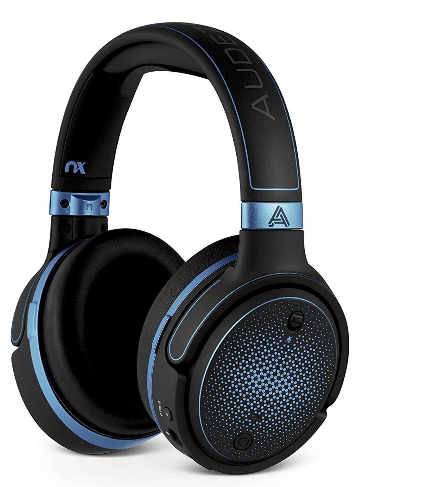 Audeze Mobius Headphone Game Hi-res Emulação 3d Azul