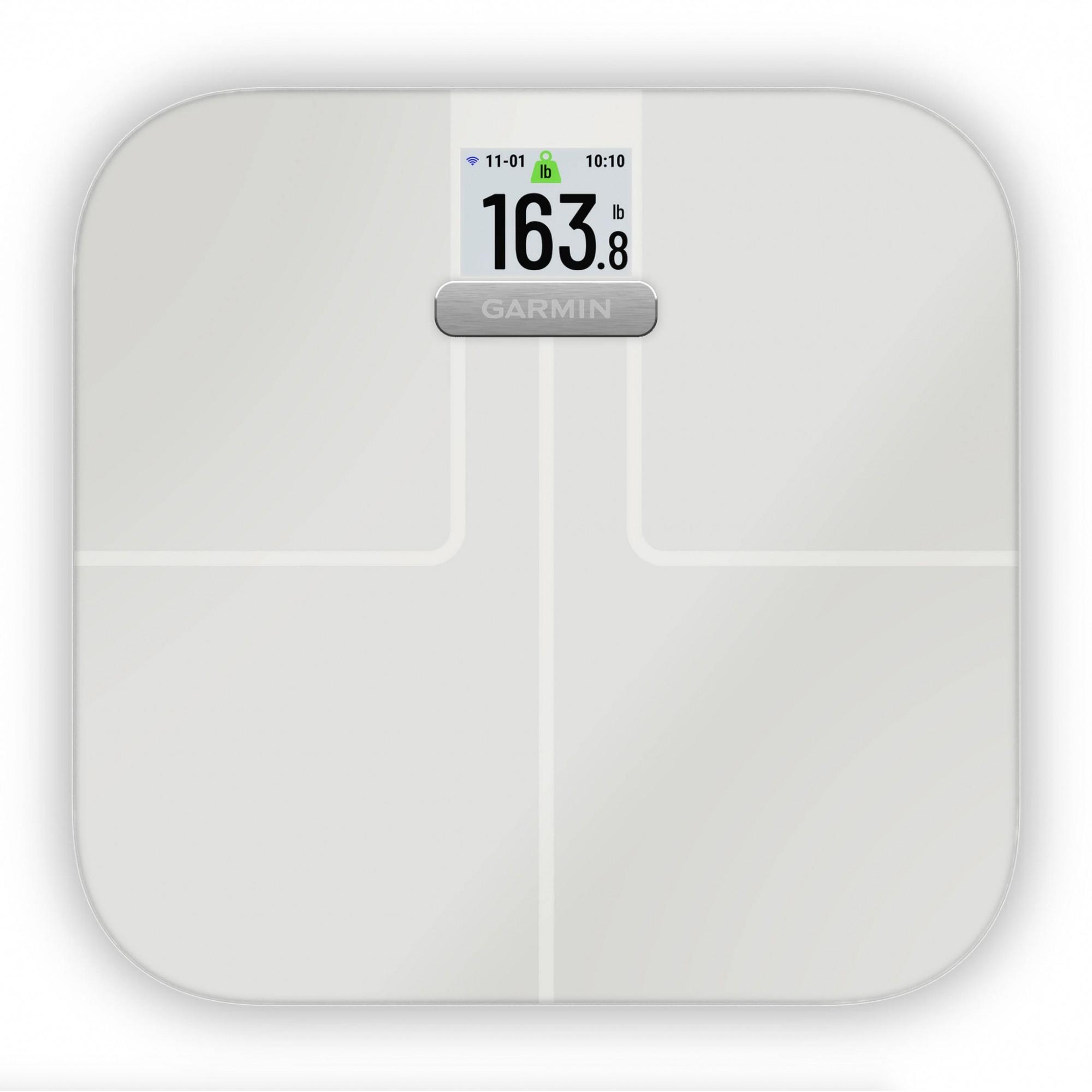 Balança G a r m i n - Inteligente Index S2 - ( White, North America )