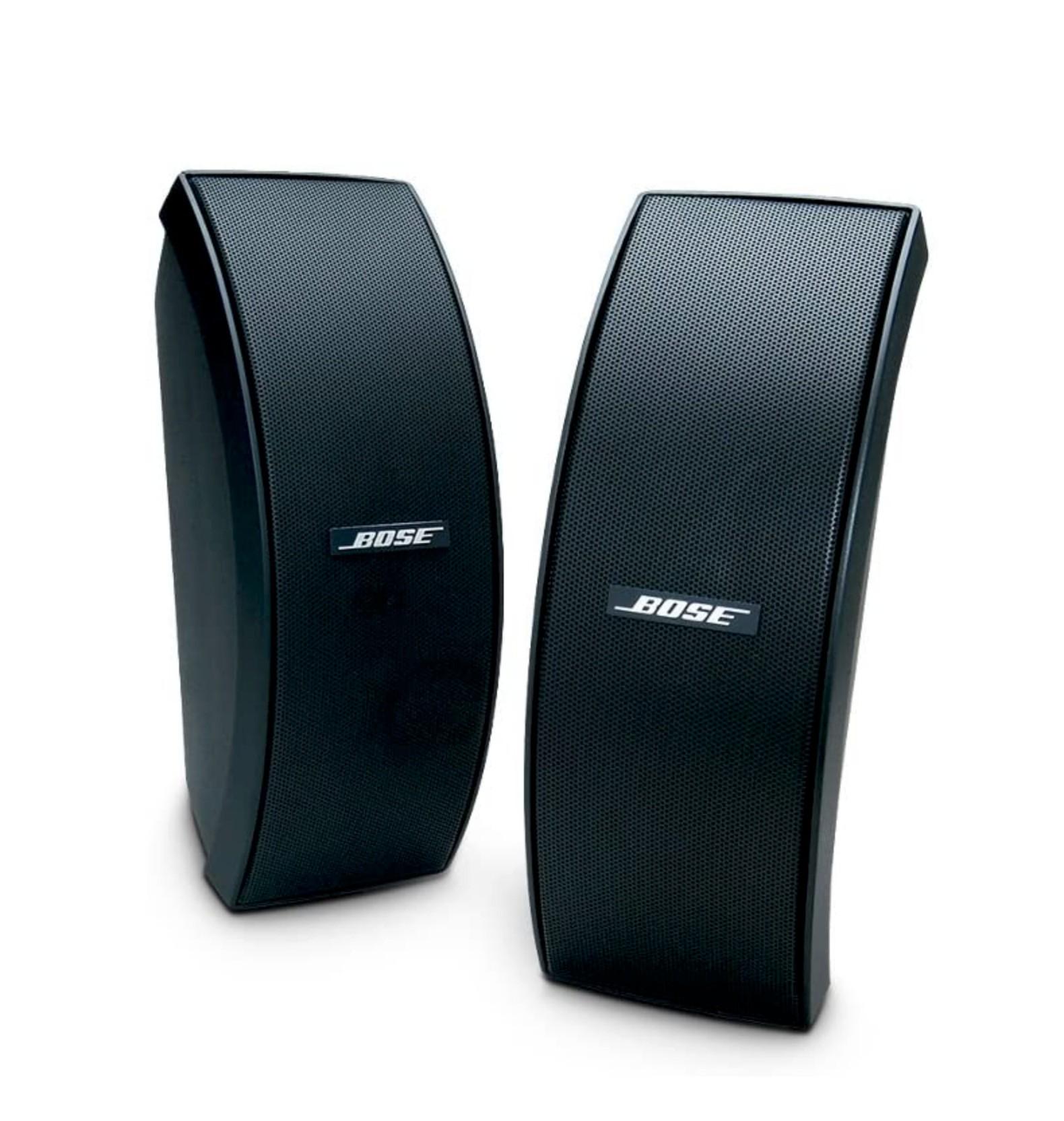 Bose 151 Se Alto-falantes Ambientes Externo Par Preto