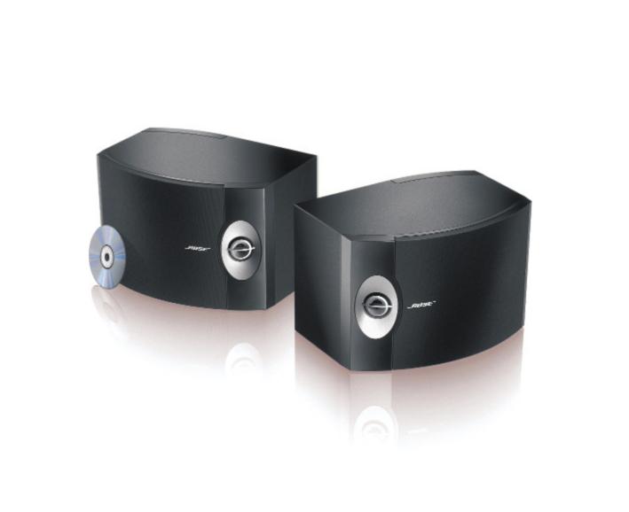 Bose 301 Series V Sistema De Altofalante 130w Par