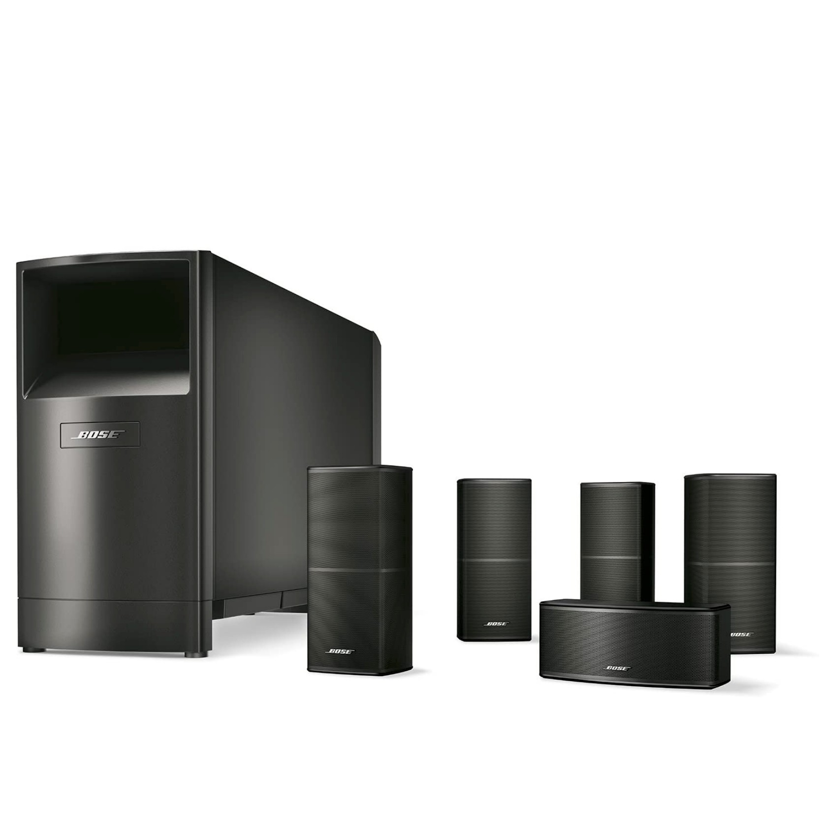 Bose Acoustimass 10 Series V  Home Theater 5.1 - 1200w
