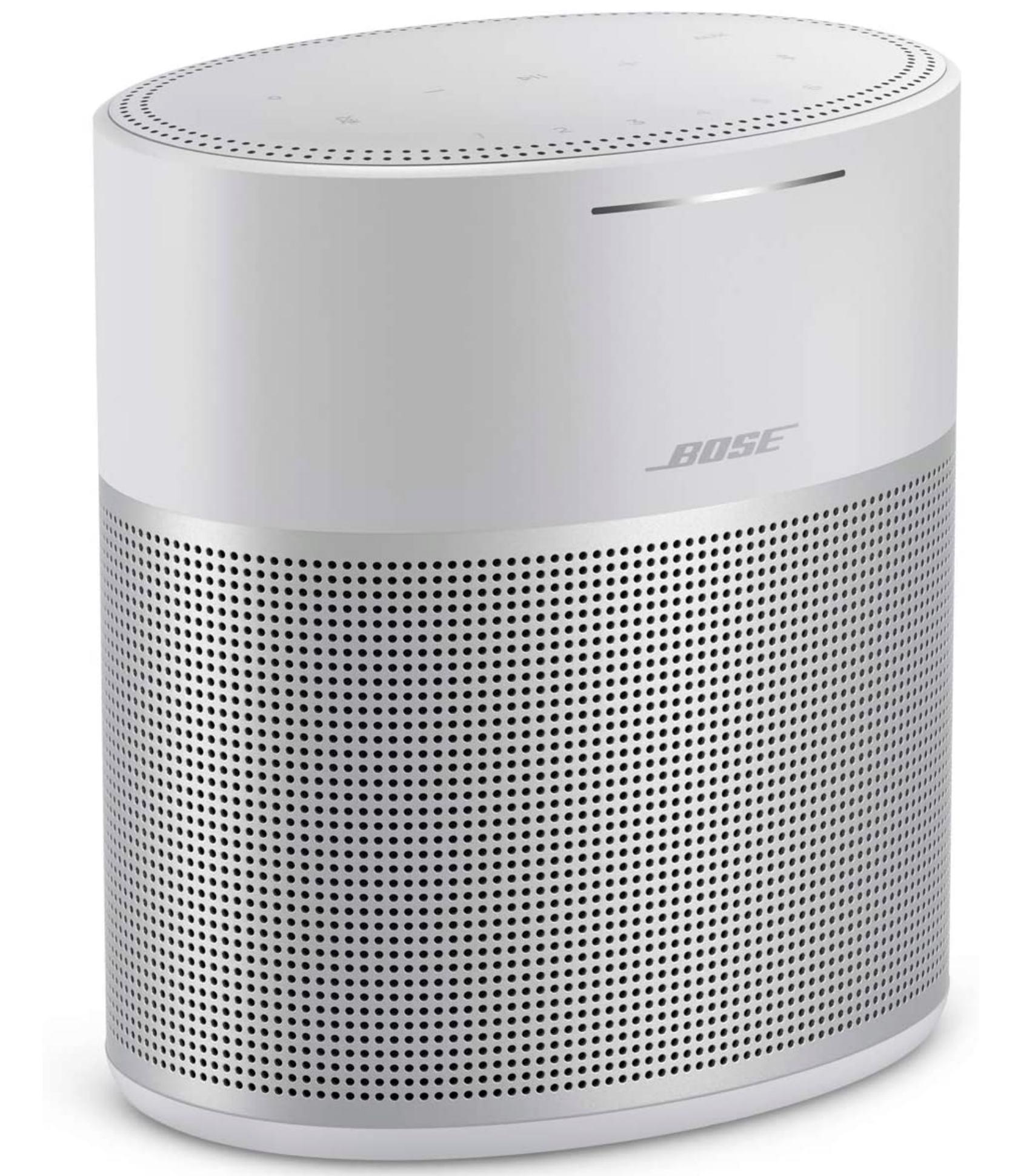 Bose Home 300 Alexa Google Assistant (Luxe Silver)