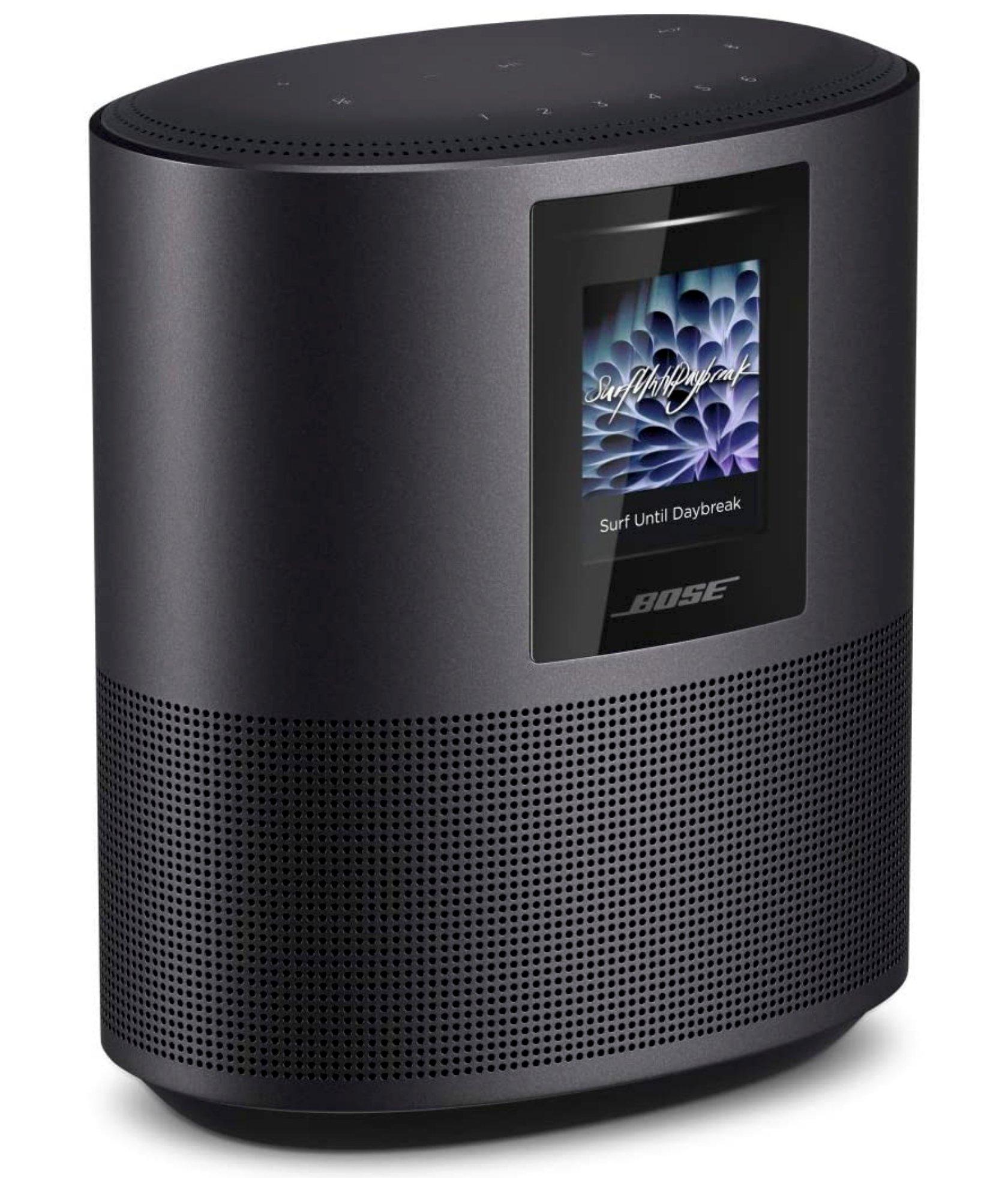 Bose Home 500 Sistema De Altofalante Sem Fio Comando De Voz