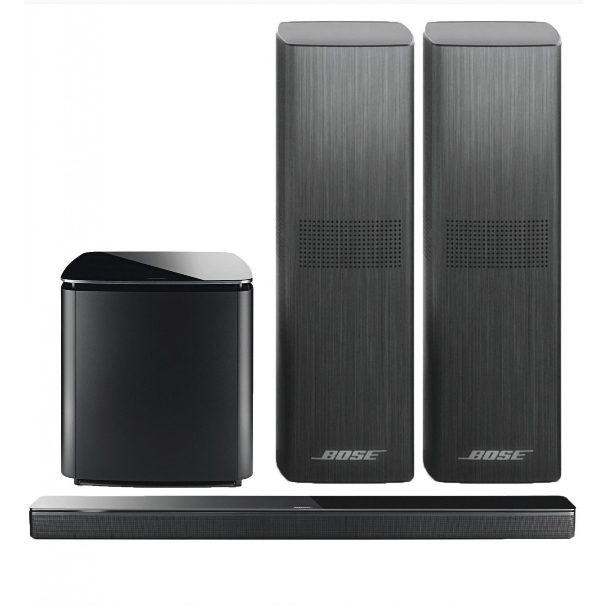 Bose Soundbar 700 - Bose Bass Module 700 - Bose Surround 700