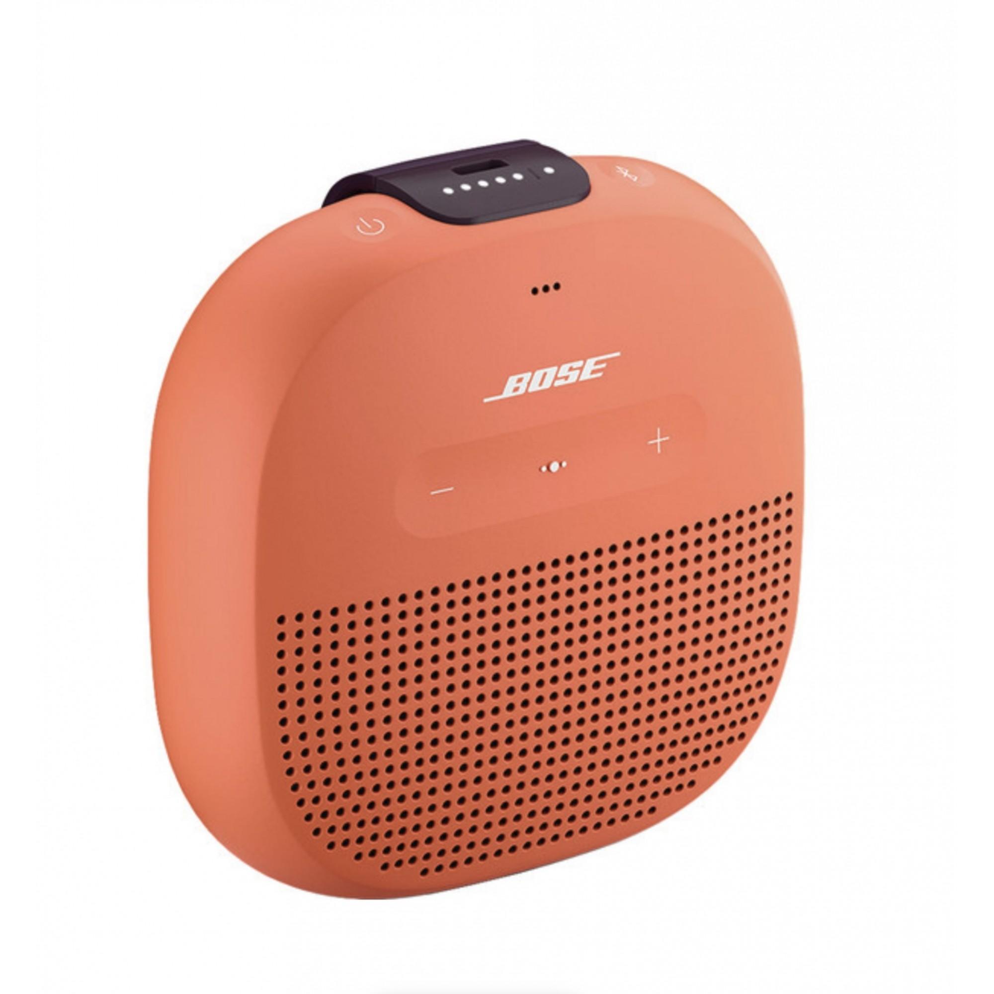 Bose SoundLink Micro Bluetooth laranja