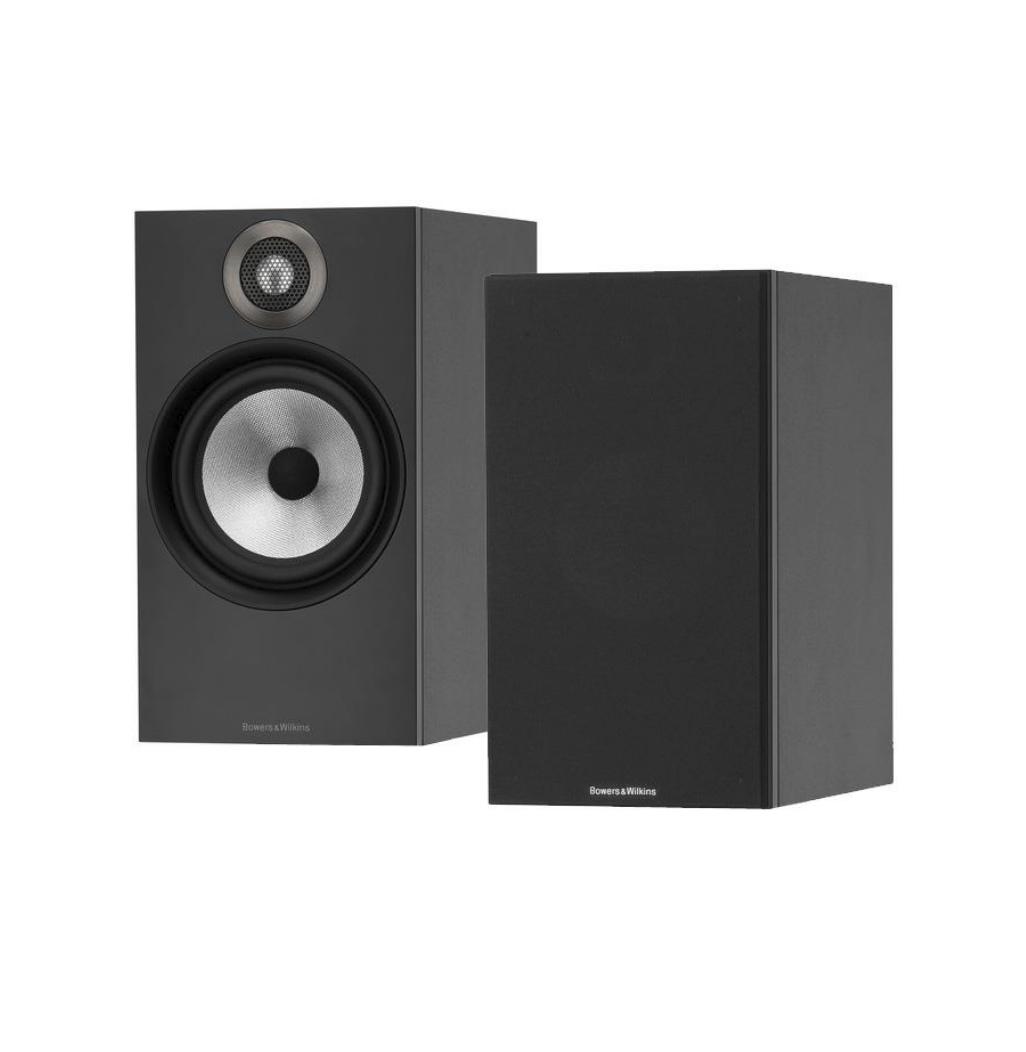 Caixa Acústica Bowers & Wilkins 606 Par - 120W