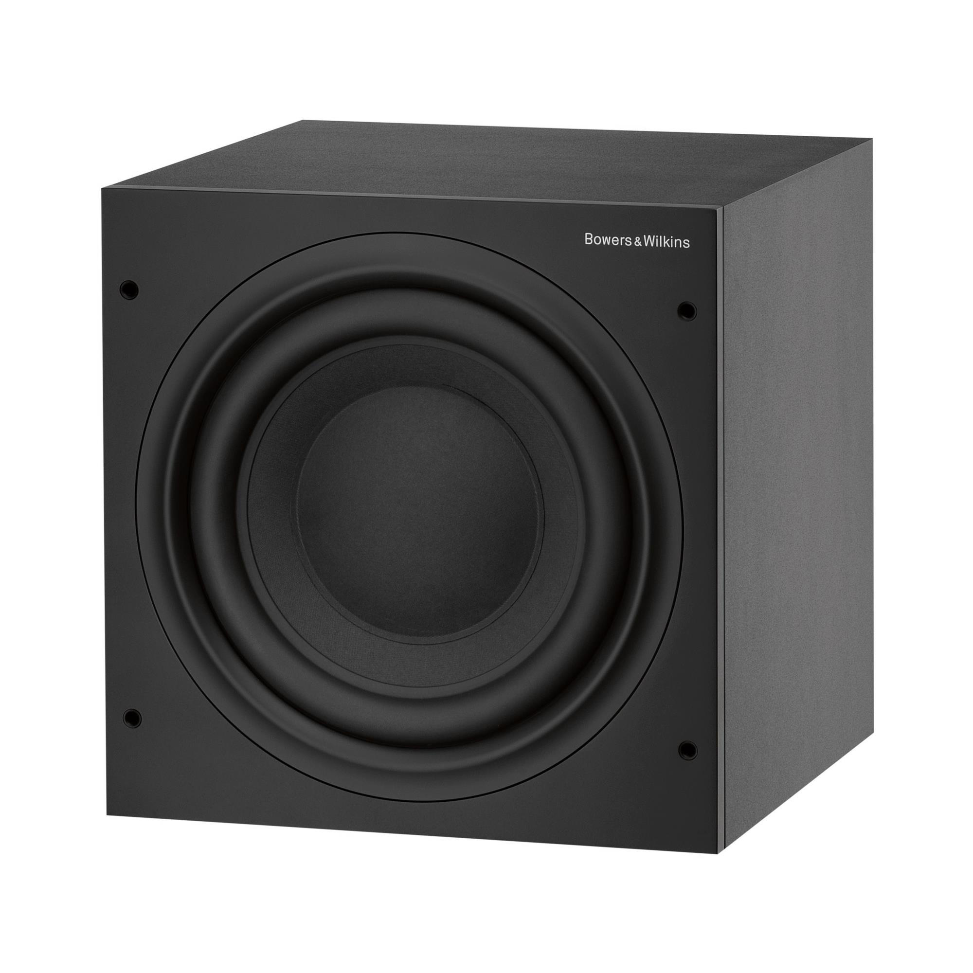 Bowers & Wilkins ASW610XP Subwoofer (Matte Black)