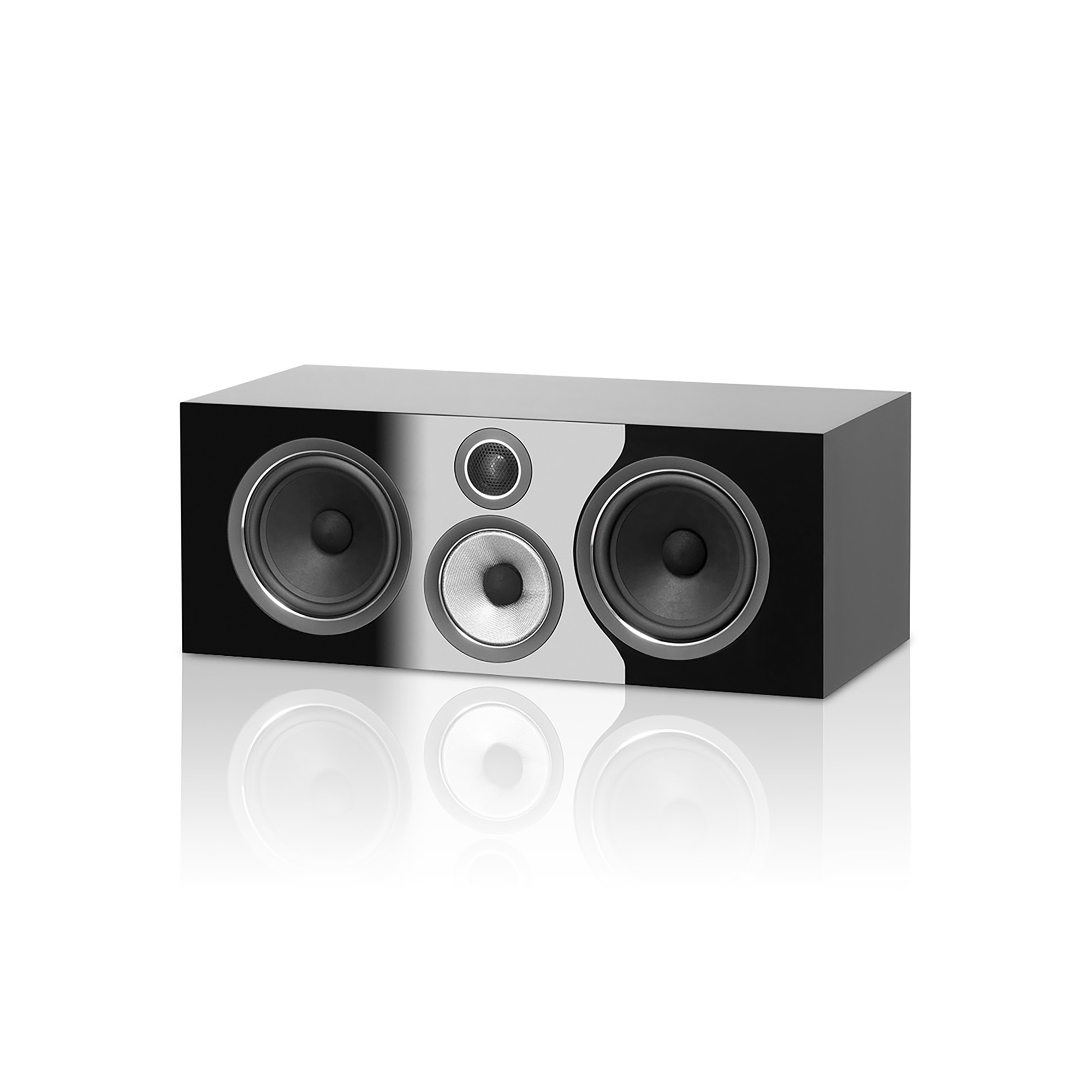 Bowers & Wilkins HTM71 S2 Caixa Central ( Gloss Black )